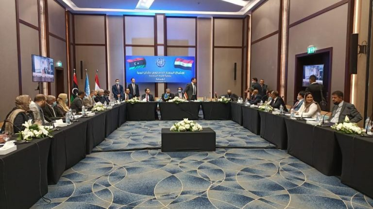 Egypt hosts Libyan meeting on arrangements for constitutional referendum