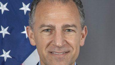 US Ambassador to Egypt Jonathan Cohen