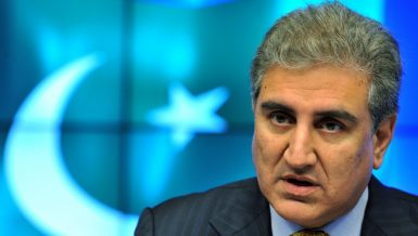 Pakistan's Minister of Foreign Affairs Makhdoom Shah Mahmood Qureshi is to visit Egypt from 16-18 February 2021