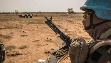 28 Togolese peacekeepers injured in central Mali attack. MINUSMA/Gema Cortes