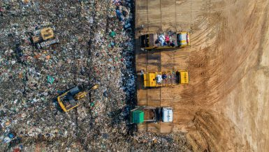 Ministerial meeting reviews progress on Egypt's solid waste management system