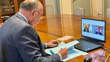 Egypt, Brazil Foreign Ministers discuss strengthening bilateral cooperation