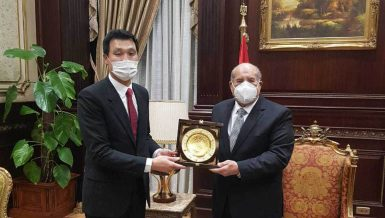 Egypt, South Korea discuss ways to promote parliamentary cooperation