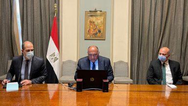 Shoukry, Portuguese counterpart discuss bilateral cooperation