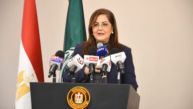 Hala El-Said named Best Arab Minister, describing it as tribute for Egyptian women