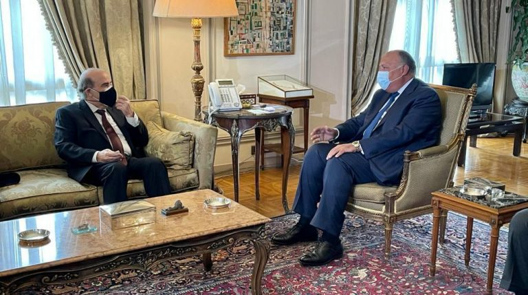 Egypt supports Lebanese break from deadlock impeding government formation: Shoukry