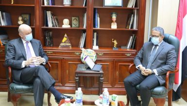 Egypt, Spain, Philippines discuss stronger cooperation in tourism, antiquities