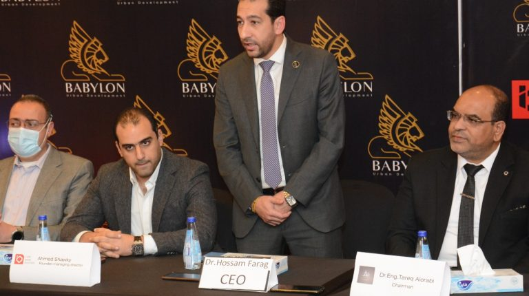 Real estate developer Babylon signs strategic contracts for 2 New Capital projects