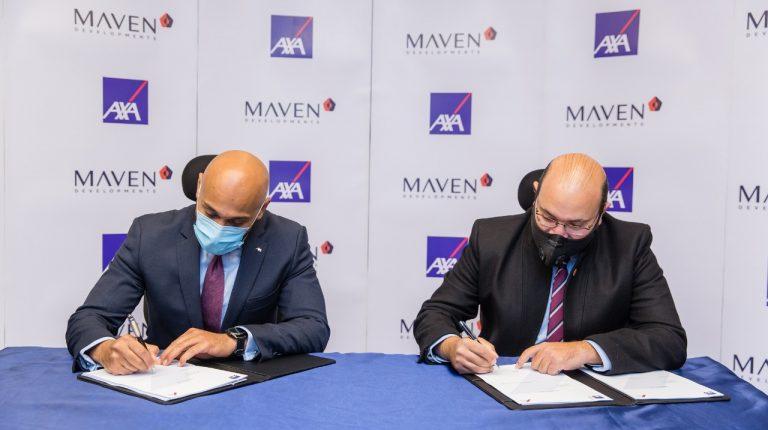 MAVEN Developments, AXA partner on insurance for Baymount Sokhna units owners