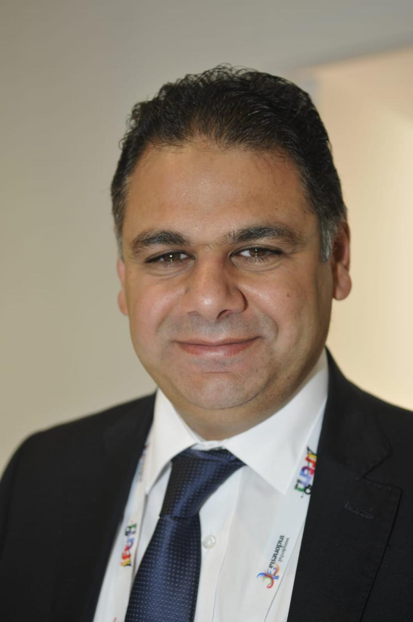 CEO ETPB Ahmed Youssef