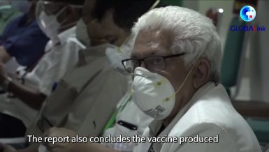 Indonesia has approved the emergency use of China's Sinovac COVID-19 vaccine for people aged 60 and above.