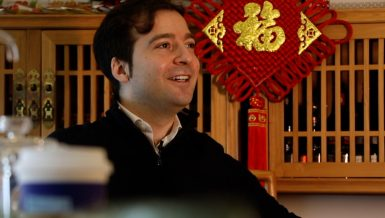 "A ""Spicy Diplomat"": Italian man promotes Chinese chili culture to the world"