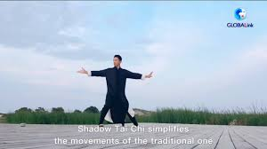 A Kung Fu master dedicated to promoting Tai Chi around the world