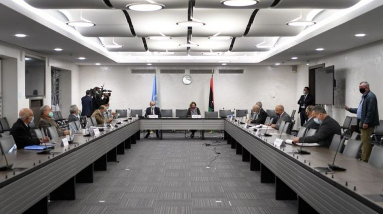 UN lists candidates for Libya's transitional government until parliamentary vote