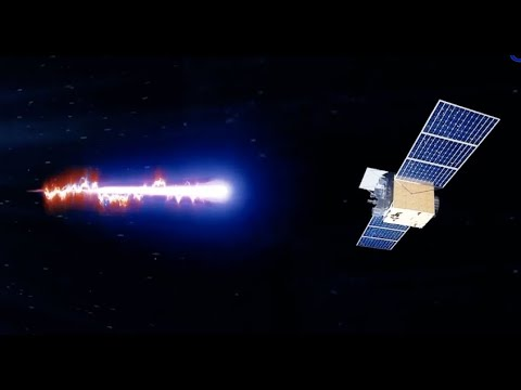 Chinese satellite explores mysterious signals in universe