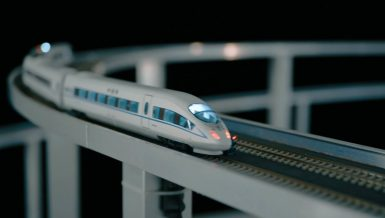 A Hong Kong man's passion for high-speed rail