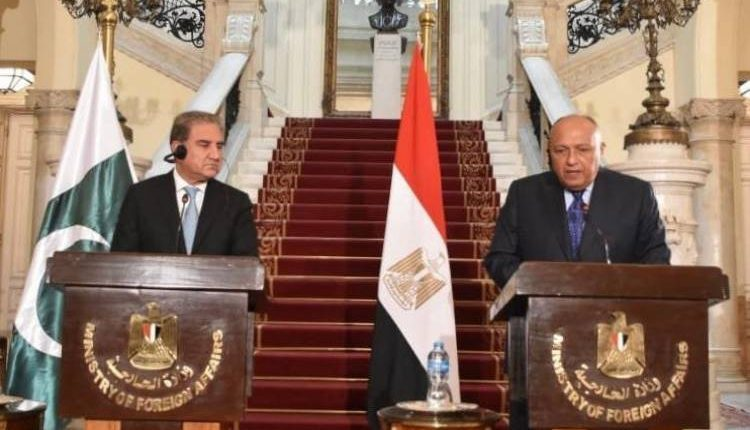 Egypt, Pakistan share strong political will to intensify relations: Shoukry