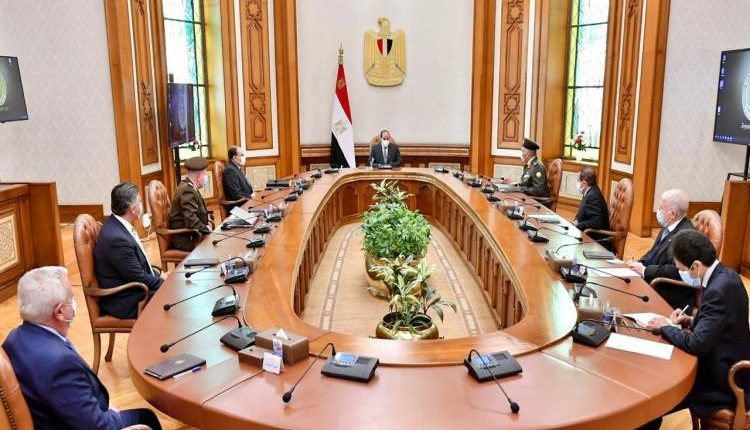 Al-Sisi directs for construction of wastewater treatment plant in Egypt's North Coast