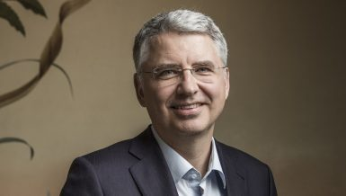 Roche CEO Severin Schwan said China's role as a provider of medicines and an innovation hub is increasingly important