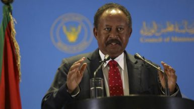 Sudan's PM announces new cabinet reshuffle to Add Rebel Ministers
