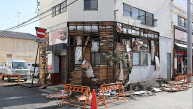 Over 150 injured in 7.3-magnitude quake in northeastern Japan