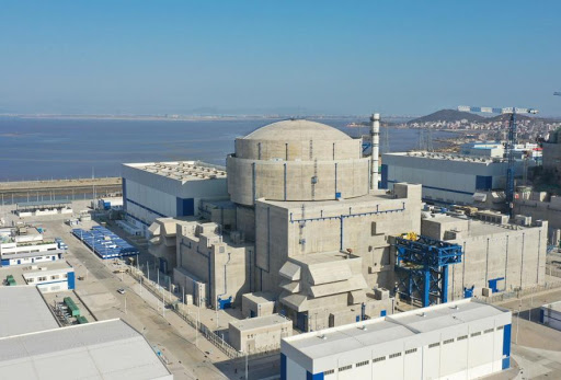 China's first nuclear power unit using Hualong One, a domestically designed third-generation reactor, entered commercial operations, paving the way for mass construction and export.