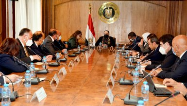 Egypt's Trade Minister meets export councils to discuss new subsidy programme