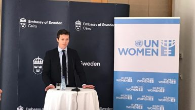 Swedish Embassy in Egypt hosts online WikiGap edit-a-thon to mark Women's Day