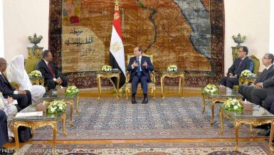 Egypt, Sudan hope for binding deal with Ethiopia before 2nd filling of Nile dam