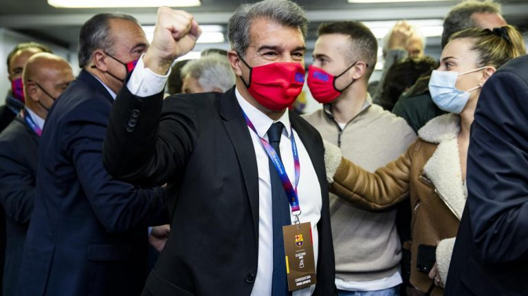 Can newly elected Laporta bring back Barcelona's golden age?