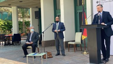 Germany's project portfolio in Egypt amounts to €1.7bn: Ambassador Nunn