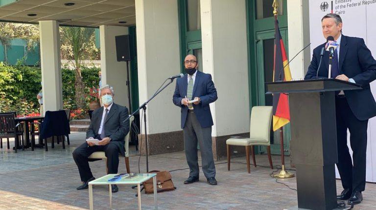 Germany's project portfolio in Egypt amounts to €1.7bn: Ambassador Nunn