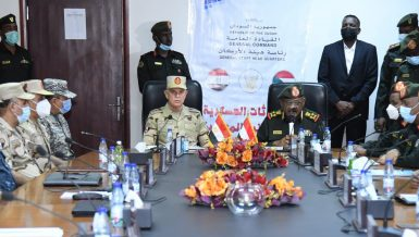 Egypt, Sudan finalise agreement strengthening military cooperation