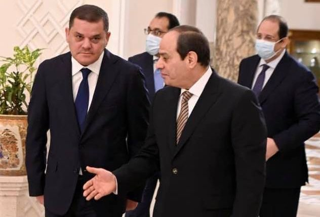 Egypt's Al-Sisi congratulates Libyan leaders on forming unified executive authority