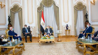 Egypt, Croatia discuss joint cooperation in industrialization fields
