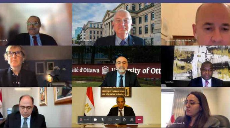 ITIDA, Ottawa University sign cooperation agreement