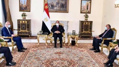 Egypt's Al-Sisi, Croatian FM discuss bilateral cooperation, issues of mutual interest