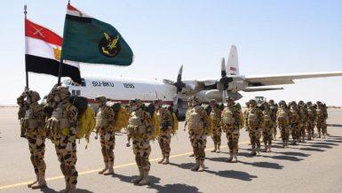 Egypt, Sudan Air Forces carry out joint 'Nile Eagles - 2' training