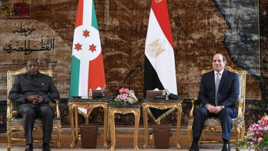 River Nile is a 'matter of existence' to Egyptians: Al-Sisi