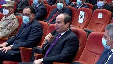Egypt's Suez Canal important in world trade for 160 years: Al-Sisi
