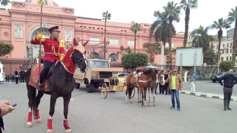 Egypt S Highly Anticipated Royal Mummies Parade Set For 3 April Daily News Egypt