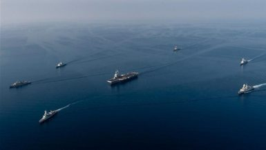 Egyptian, French navies conduct maritime training in South Fleet theatre