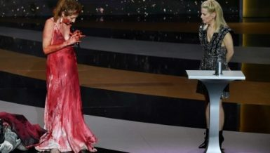 Cesar Awards ceremony turns into protest against France's COVID-19 strategy