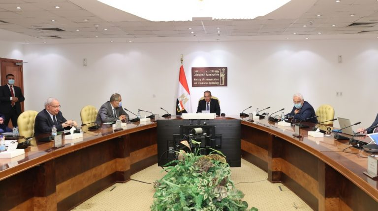 Egypt, Iraq CIT Ministers discuss strengthening cooperation in digital transformation