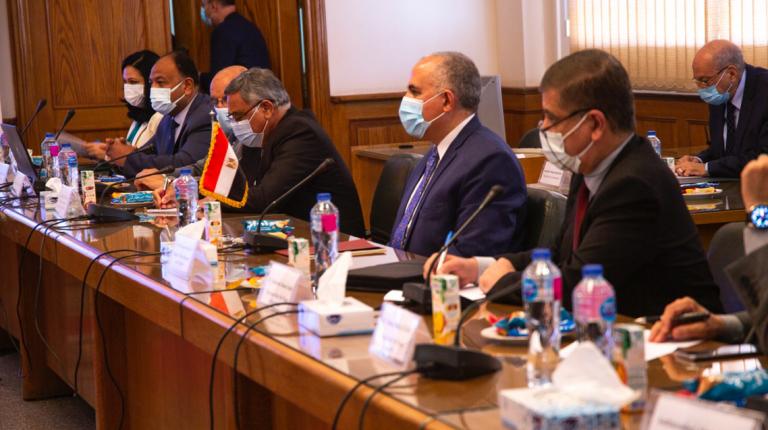 Egypt, US discuss re-launching Ethiopian Dam talks