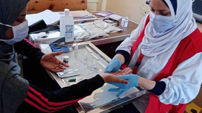 683k Egyptian women medically examined under '100 Million Health' initiative