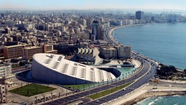 Hotels were able to maintain their average daily rate (ADR) in 2020 despite Covid-19 pandemic, in Egypt's Mediterranean city of Alexandria, according to MENA Hotels Quarterly Review report by Colliers International.