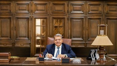 Chairperson and Managing Director of MID Bank Amr El-Garhy
