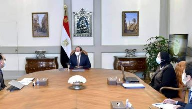 Al-Sisi orders promoting localisation of technology, industry to meet Egyptian market needs