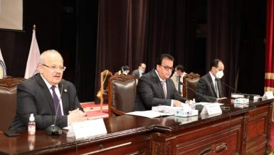 In-person classes to continue at all universities in Egypt: Official